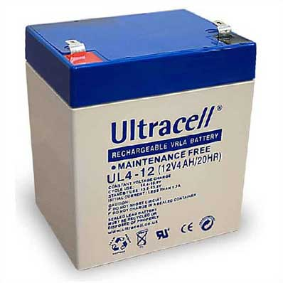 ULTRACELL UL4-12