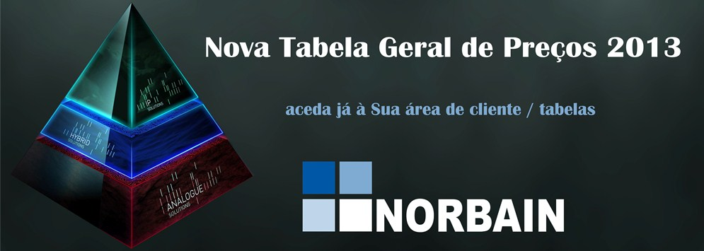 Tabela Geral de Preos 2013