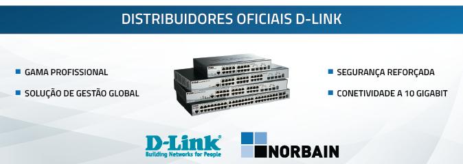 Distribuidor oficial D-Link